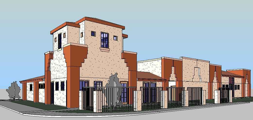 Community Center, Rialto, CA