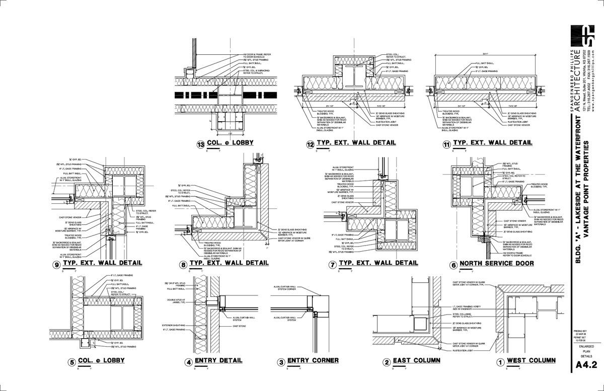 Vantage Ground Floor Details