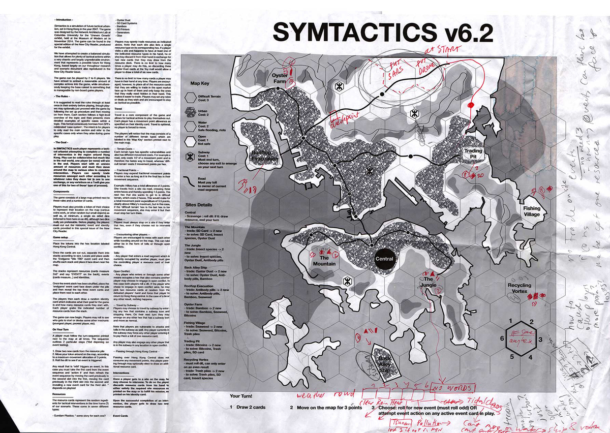 """SYMTACTICS, version 6.2 """"pre-Vienna,"""" courtesy of Network Architecture Lab."""