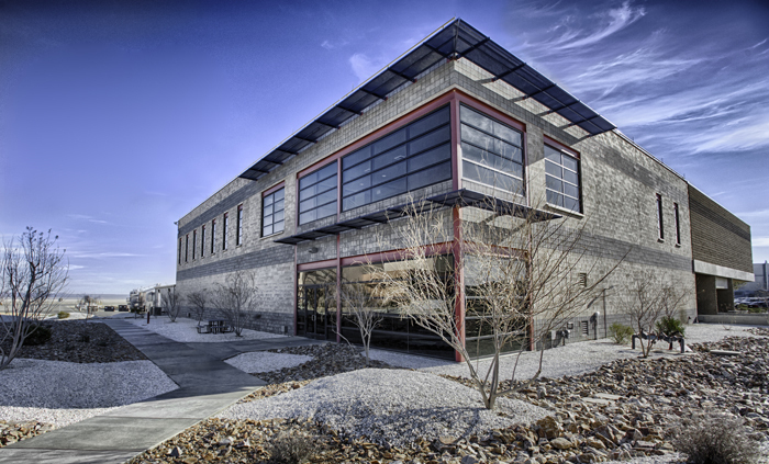 NASA Consolidated Information Technology Center, Development One (Photo Courtesy Development One's Archinect Profile)