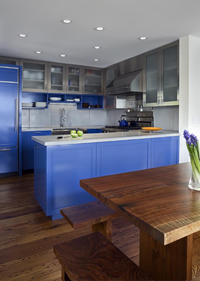 CONNECTICUT LAKE HOUSE – Kitchen