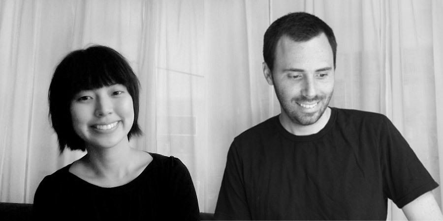 Airi Isoda with husband & wrk-shp work partner, Ryan Upton