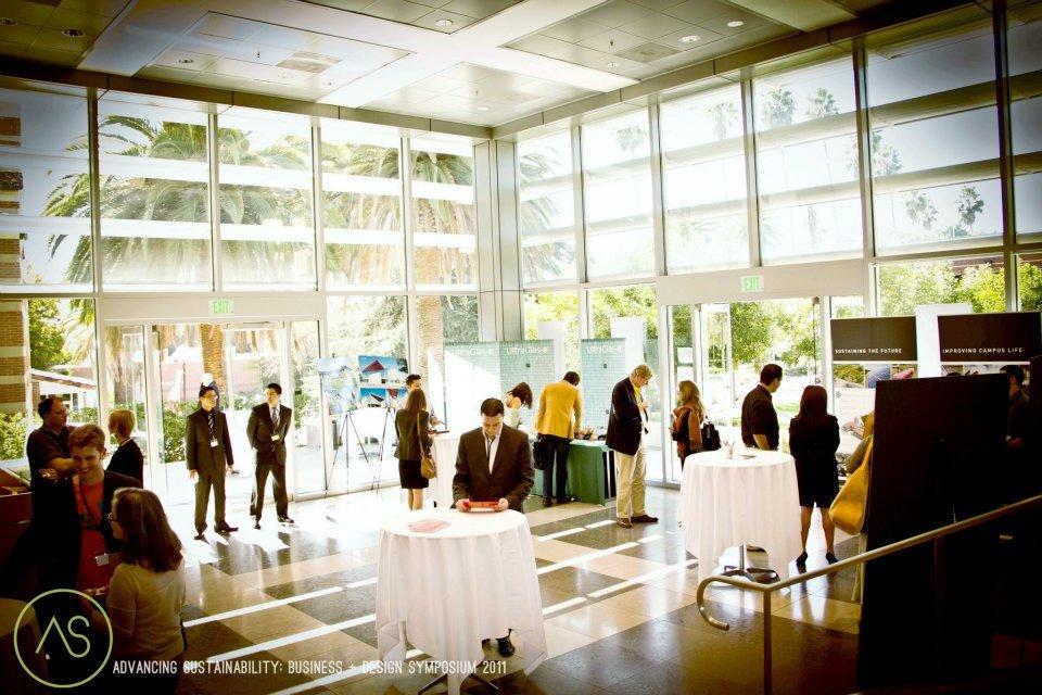 Advancing Sustainability Symposium 2011 - Event Reception