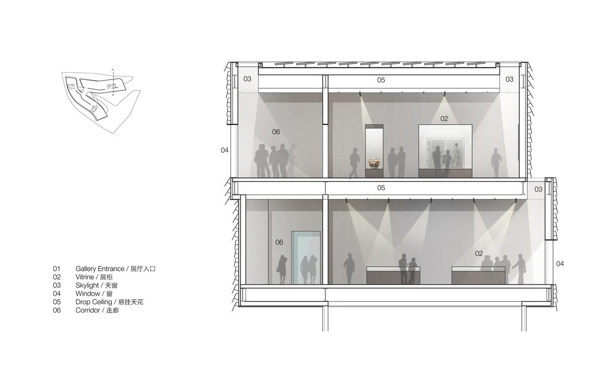 Enlarged Section (© Studio Link-Arc)