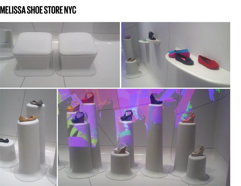 Melissa Shoe Store NYC