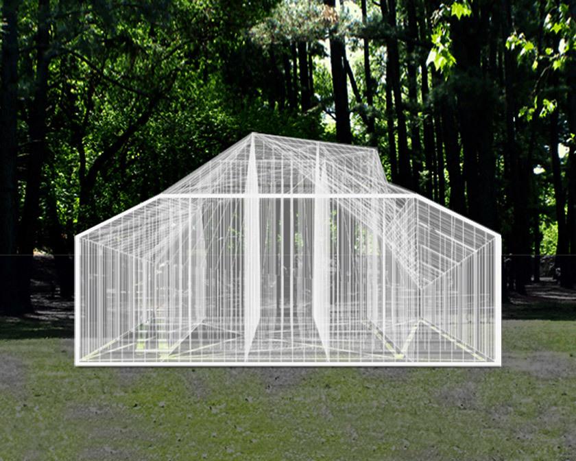 Curtain front perspective (Image: Jerome Haferd & K. Brandt Knapp)