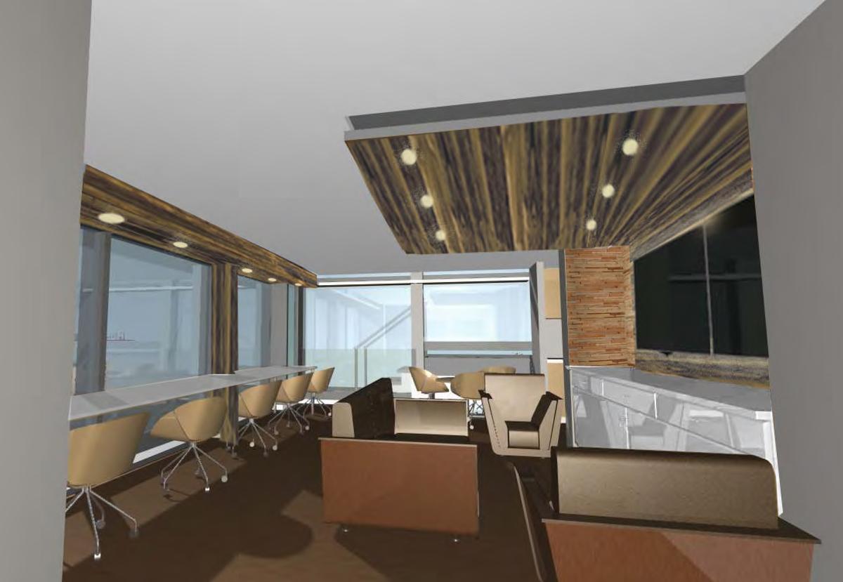 Production Hall (work lounge)