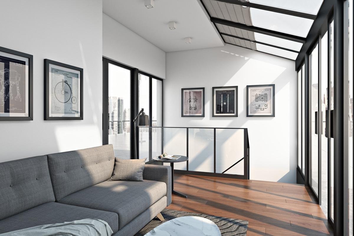 Third Level - Sitting Room
