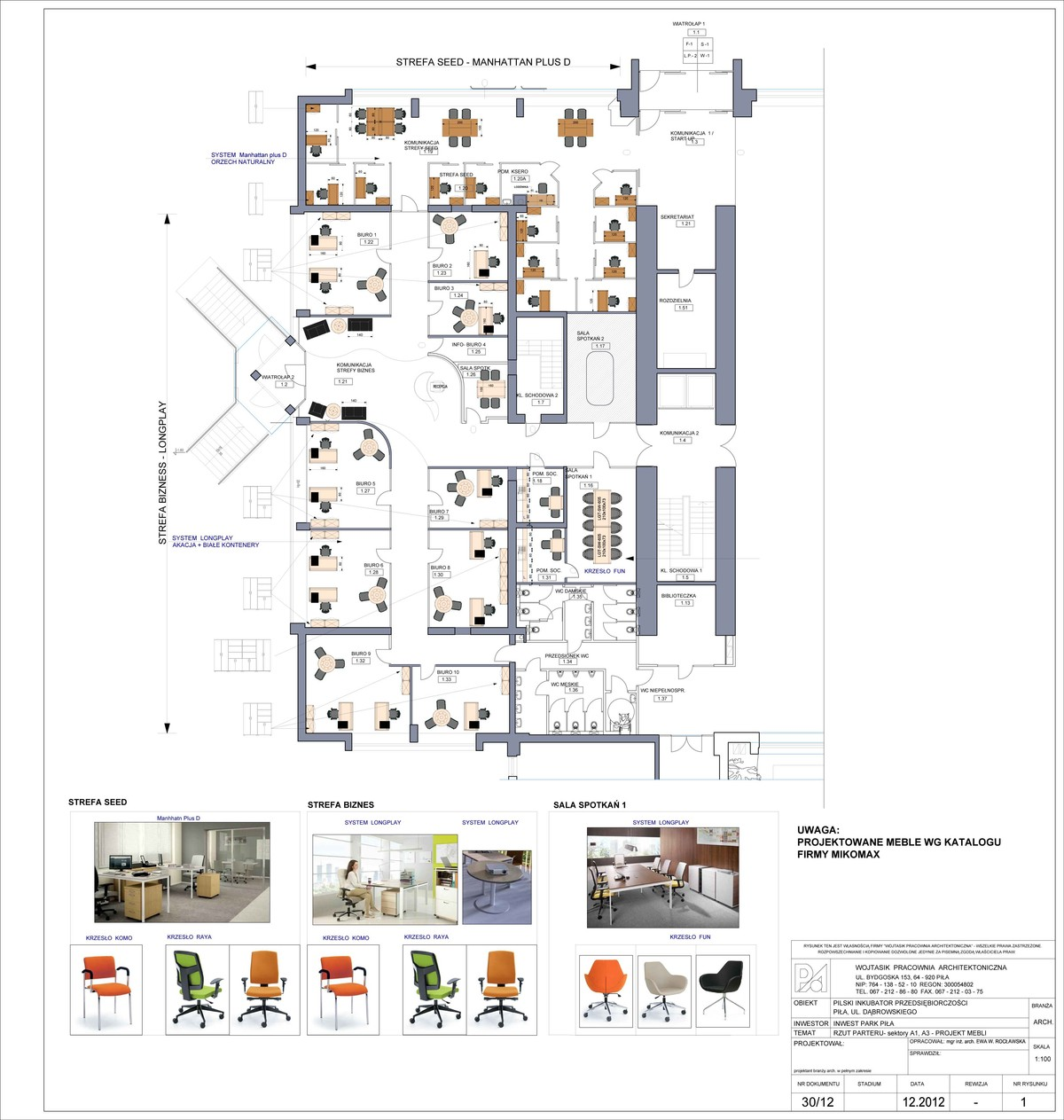 Floor plan part 1
