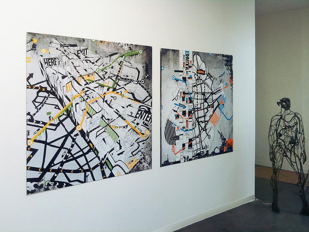 Corridor Gallery Installation View 04