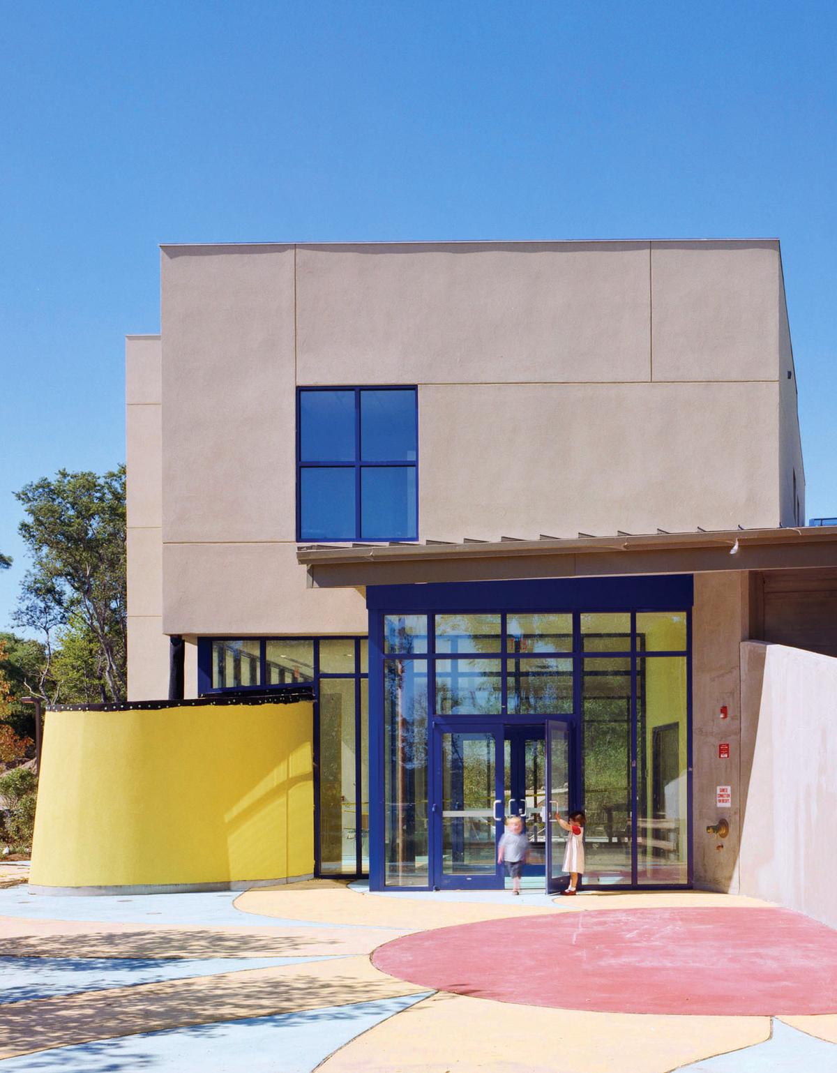 Exterior, entrance