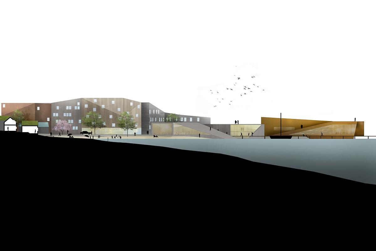 Section 3 (Image: Henning Larsen Architects)