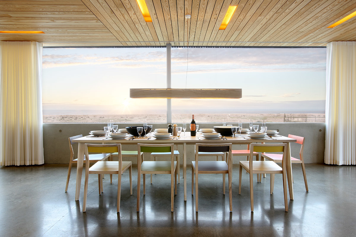 The Dune House by Jarmund Vigsnaes Architects & Mole Architects (Photo: Chris Wright)