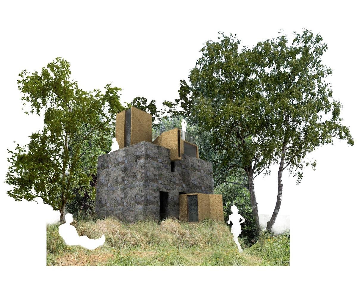 Museum / Workshop Watermill exterior
