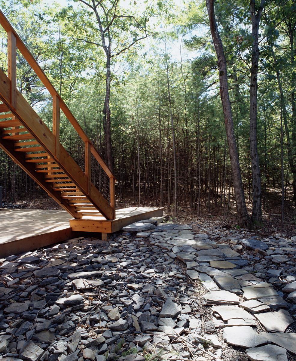 Mountain Retreat in Kerhonkson, NY by Resolution: 4 Architecture (Photo: Floto & Warner)