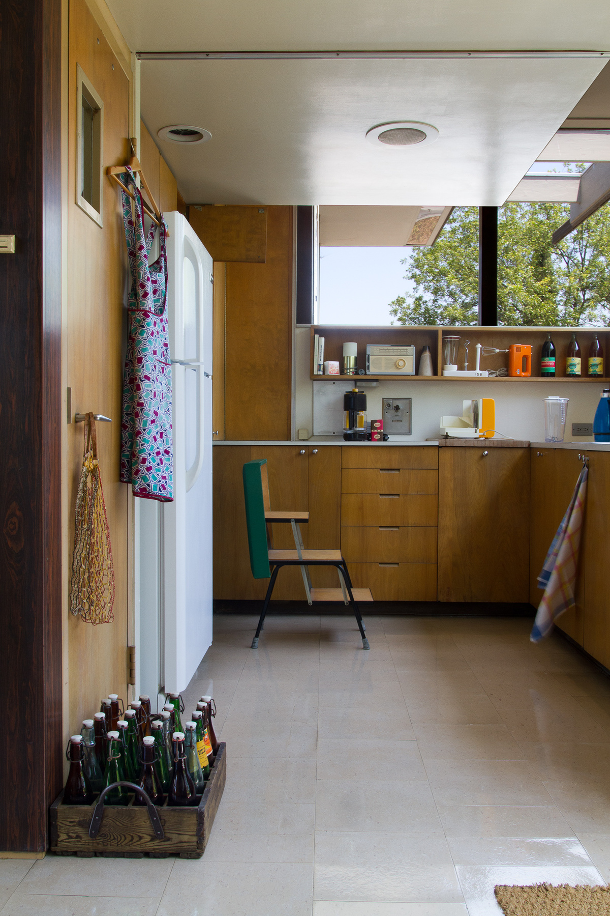 The VDL's kitchen in