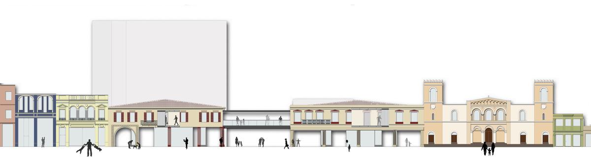 maizonos str._after facade renovation