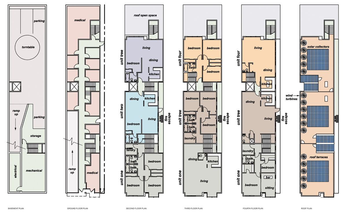 presentation plans for neighborhood review