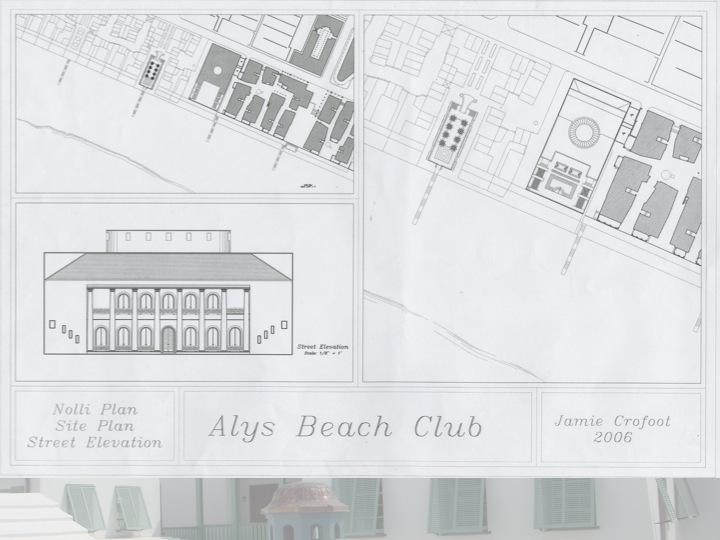 Noli Site Plan