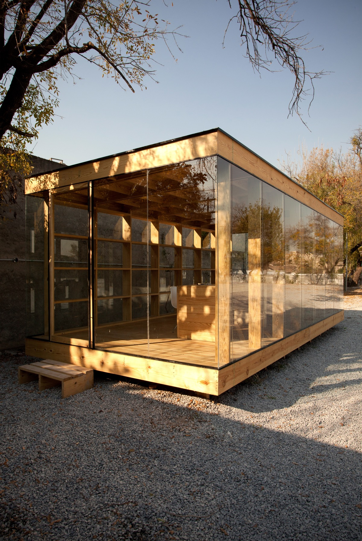 Wooden House. Courtesy of S-AR