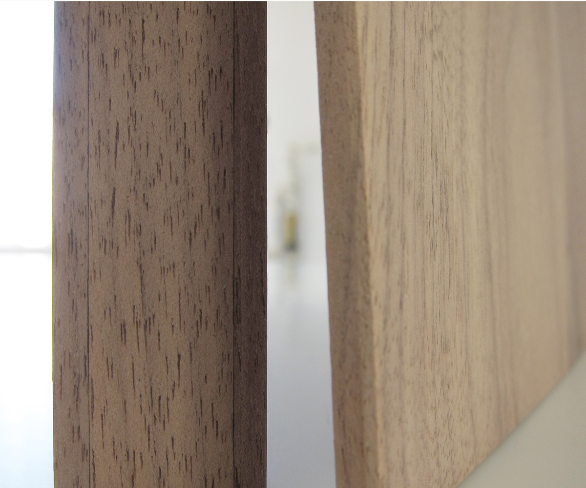 New thicker and stronger elm doors