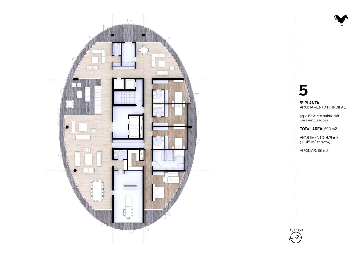 Nueve Grados Private Residence