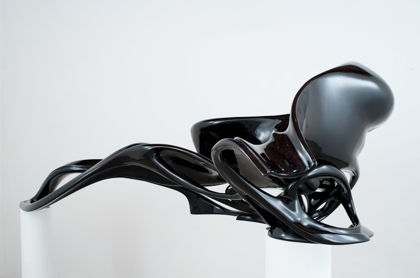 Le Chaise Grotesque for Hernan Diaz-Alonso. Image courtesy of Frank Doering.