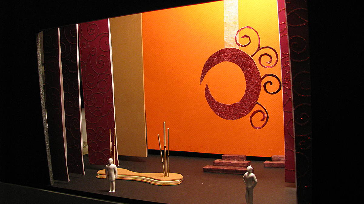The Magic Flute - Country Set