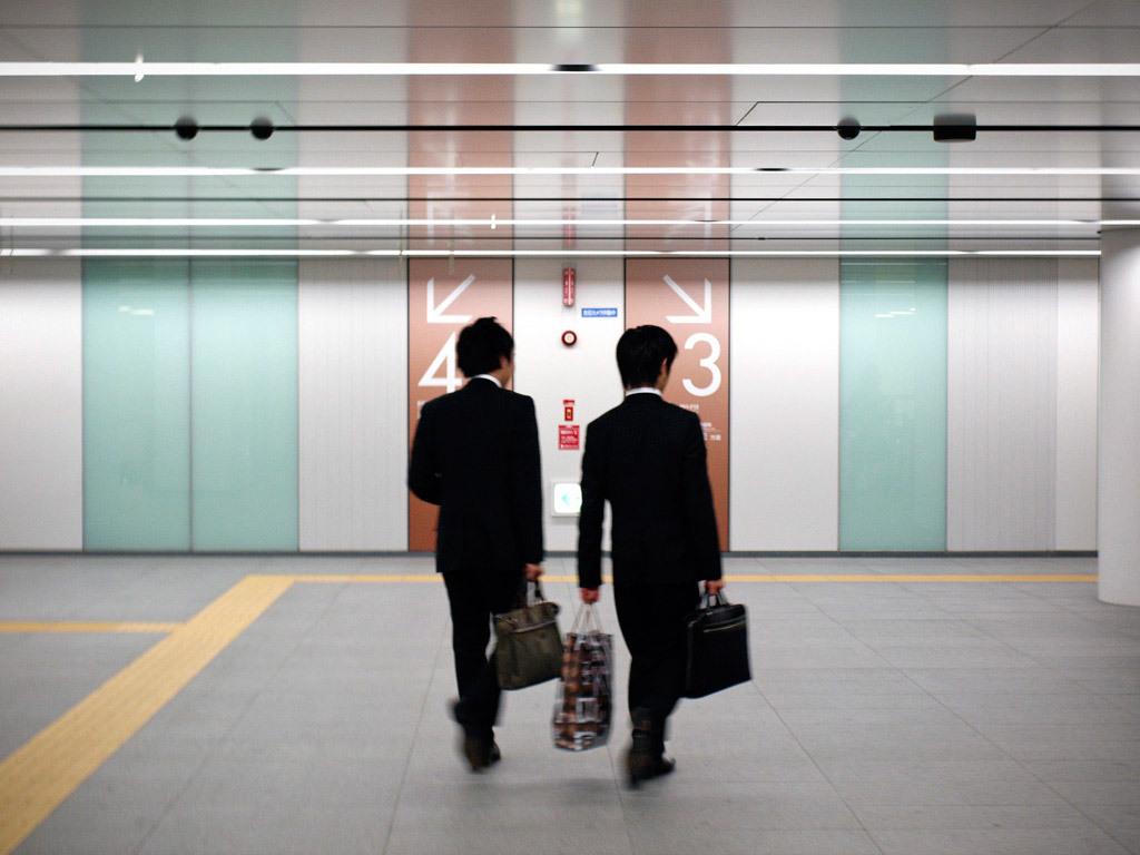 postmodern shibuya.2009 Photography by Thomas Volstorf