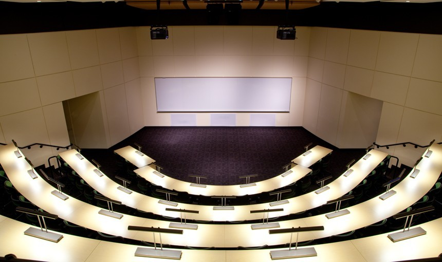 Westmont College Winter Hall Lecture Hall