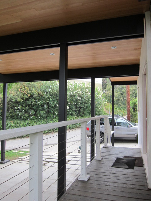 Douglas Fir, tongue and groove ceilings