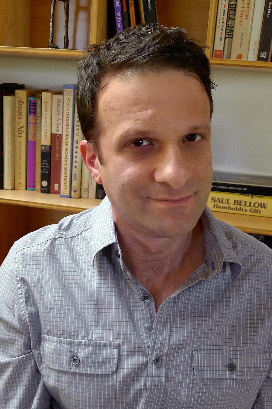 David Gissen, image credit Rachel Schreiber, courtesy of CCA.