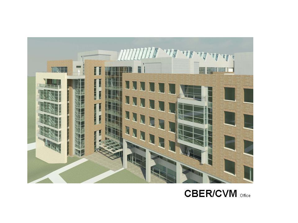 FDA CBER/CVM Office Building