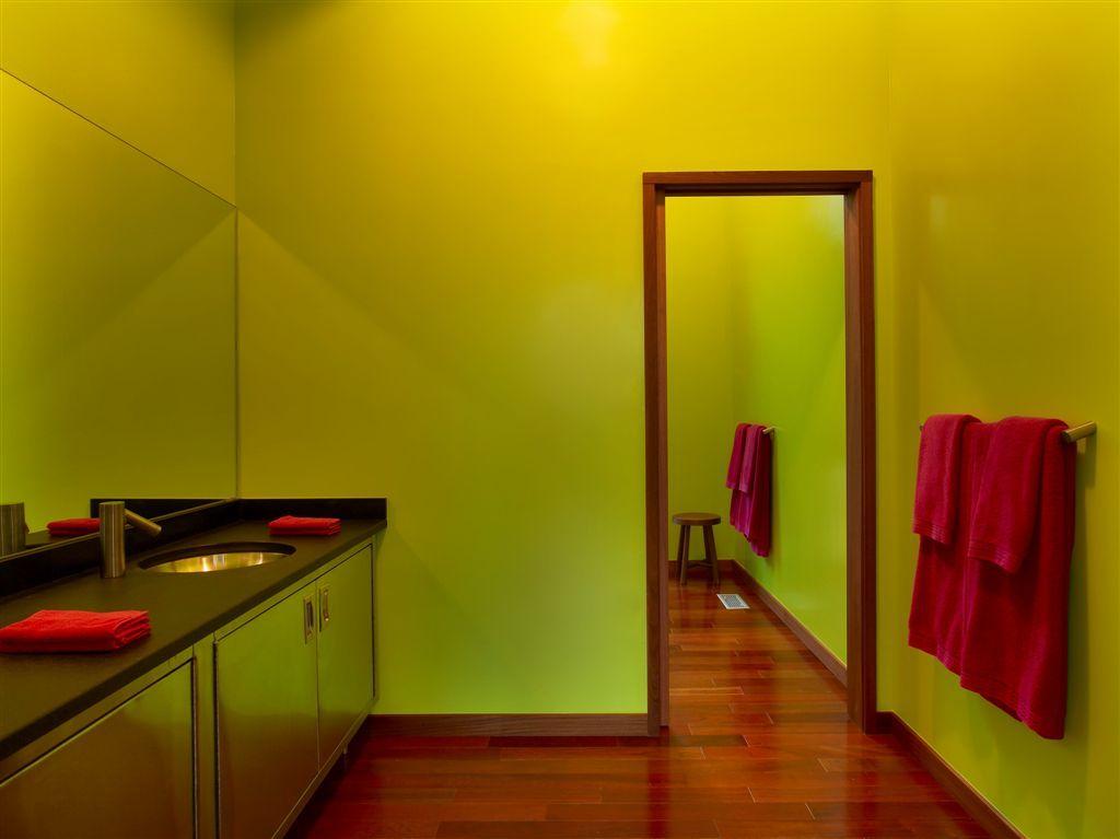 Children's modern bathroom