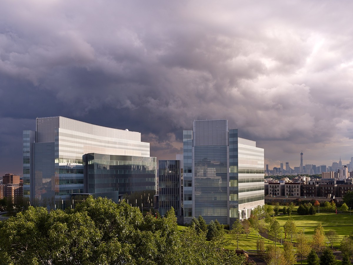 CUNY Advanced Science Resource Center. © KPF.