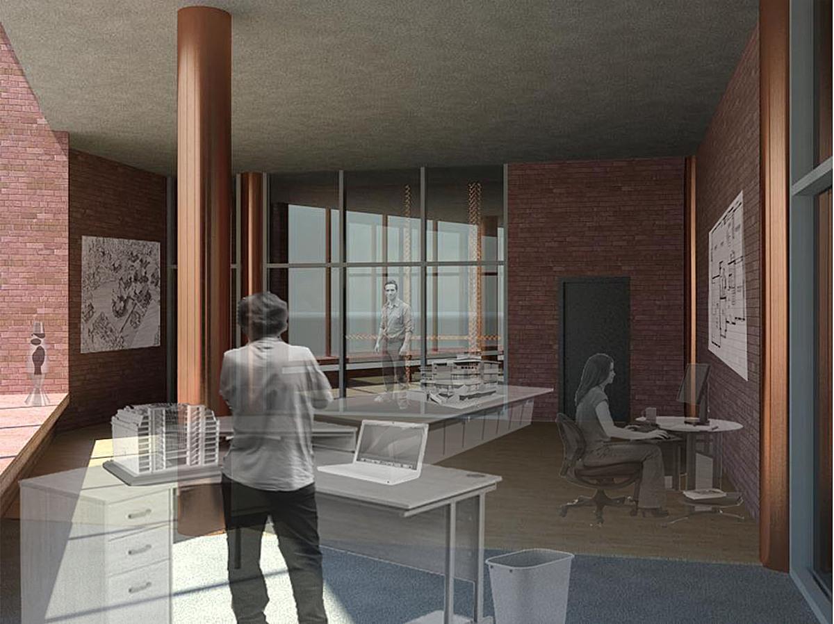 Rendering, Private Workspace