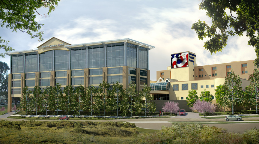 Patriot Center Hotel