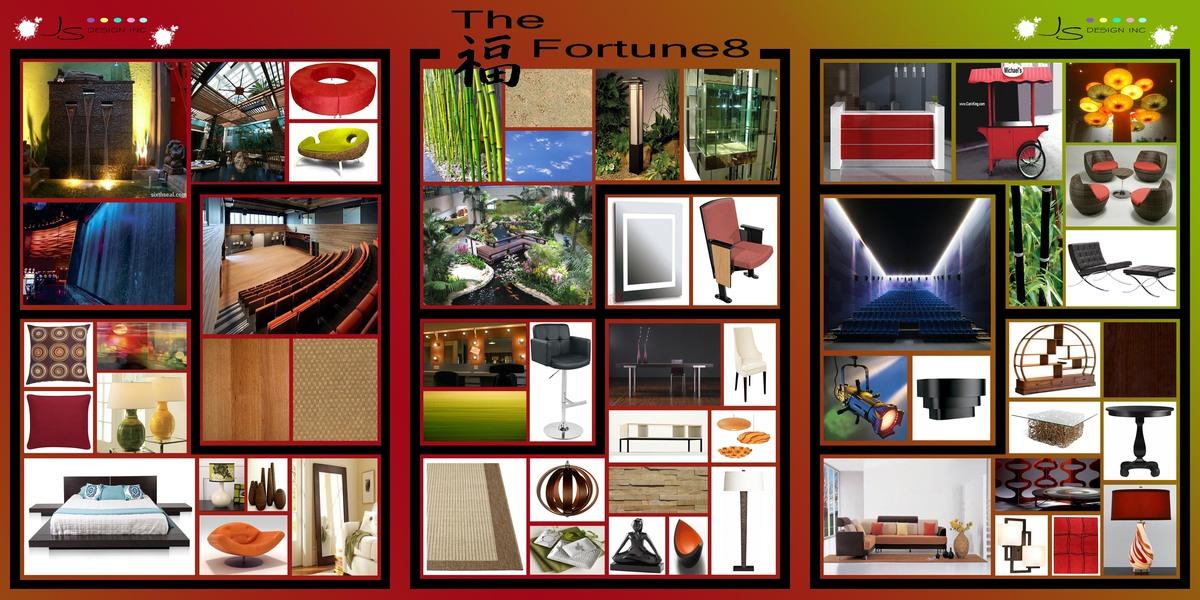 Multi-Tenant Building FF&E Board