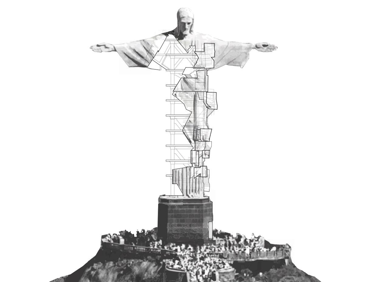 The reconfigured monumentality of Rio de Janeiro's