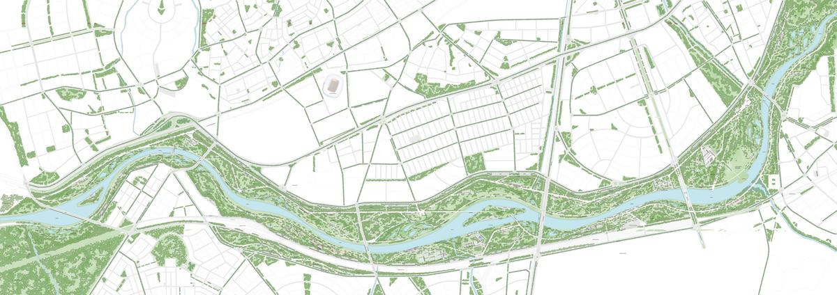 002 – 1/2000 PLAN - Image Courtesy of ONZ Architects & MDesign
