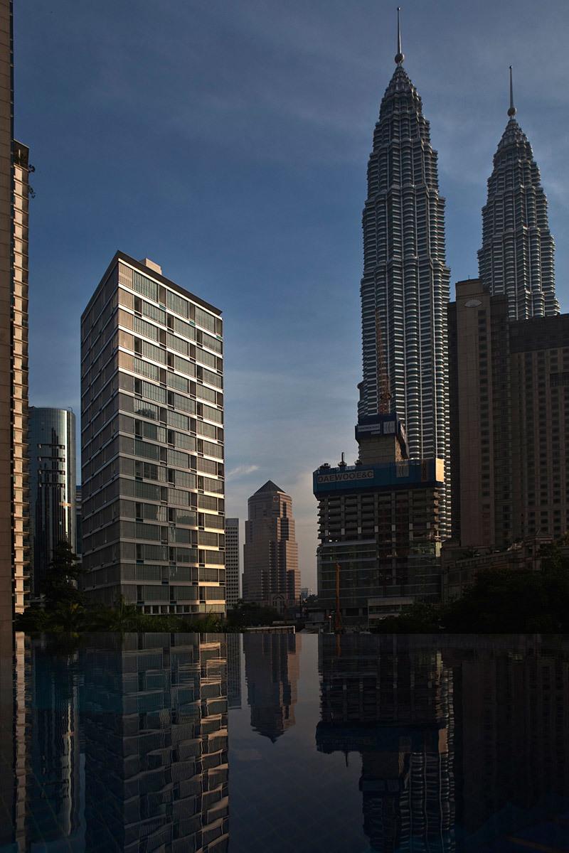 One KL in Kuala Lumpur, Malaysia by SCDA Architects (Photo: Albert Lim)