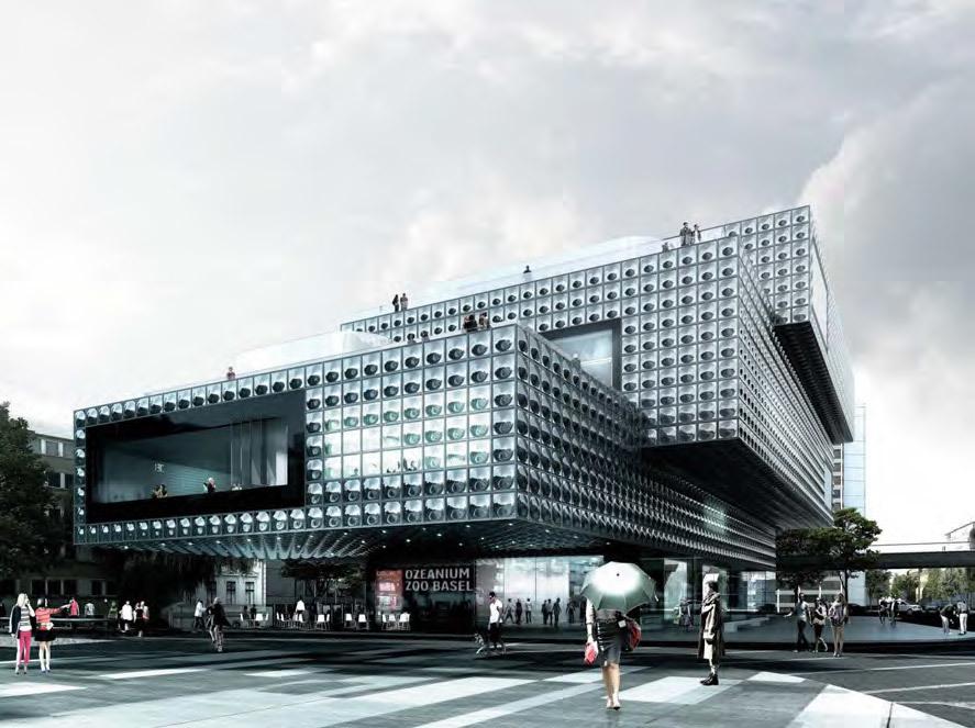 Shortlisted: EM2N Architekten Mathias Müller / Daniel Niggli Architekten AG / ETH / SIA / BSA