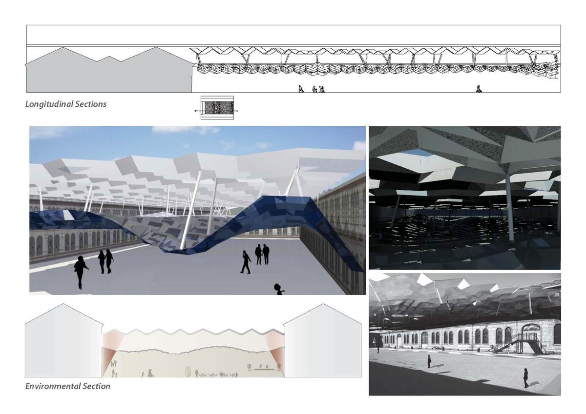 Final Renders and Section