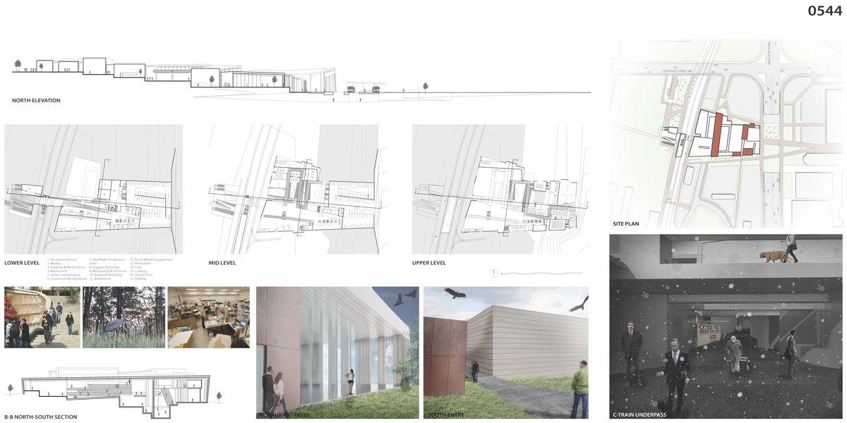 Hubx Innovation Centre: Board 2