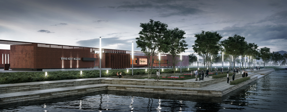 040 – FOCAL POINT 2 | PERSPECTIVE - Image Courtesy of ONZ Architects & MDesign