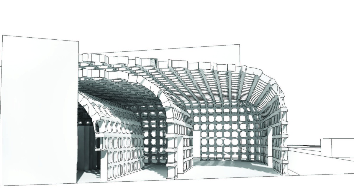 Section- Perspective