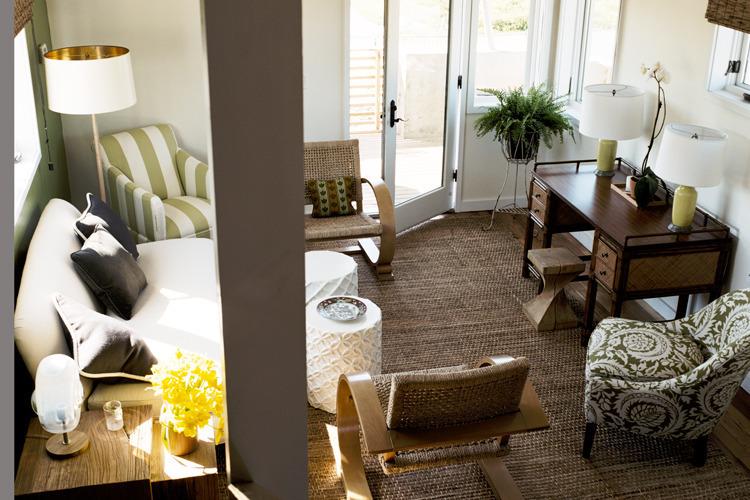 GreeN.O.LA Living Room. Photo: Max Kim-Bee
