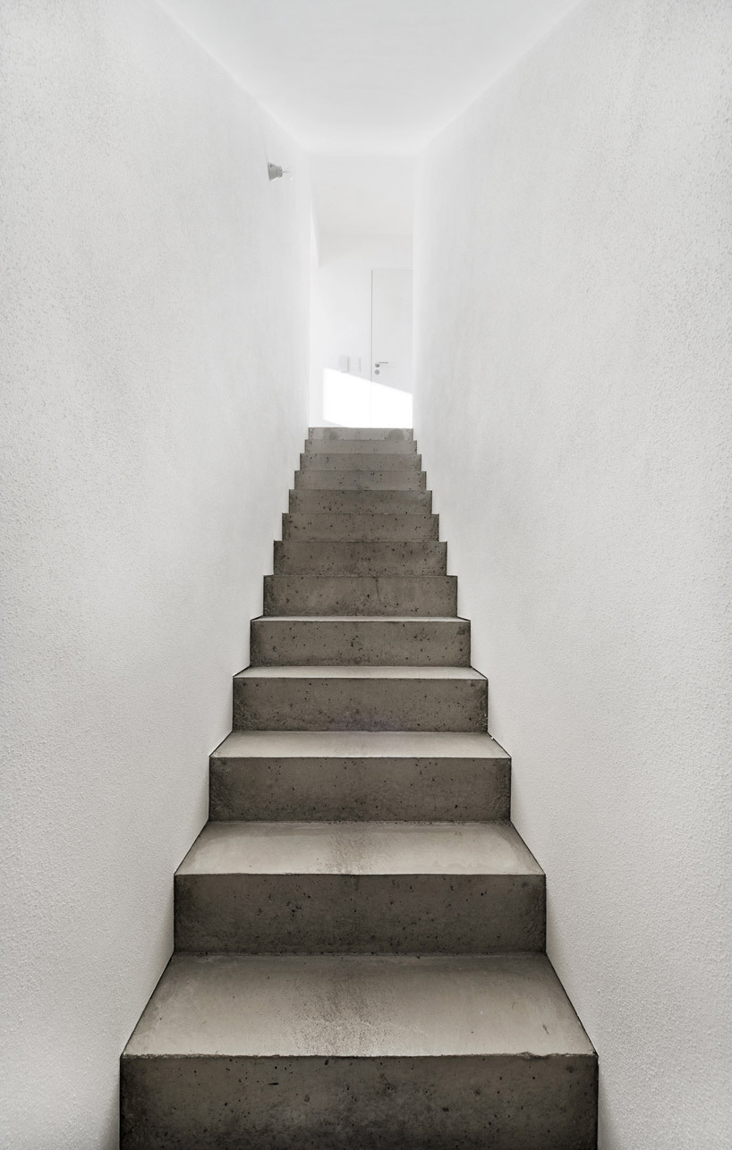 Interior, staircase (Photo: Rainer Retzlaff)
