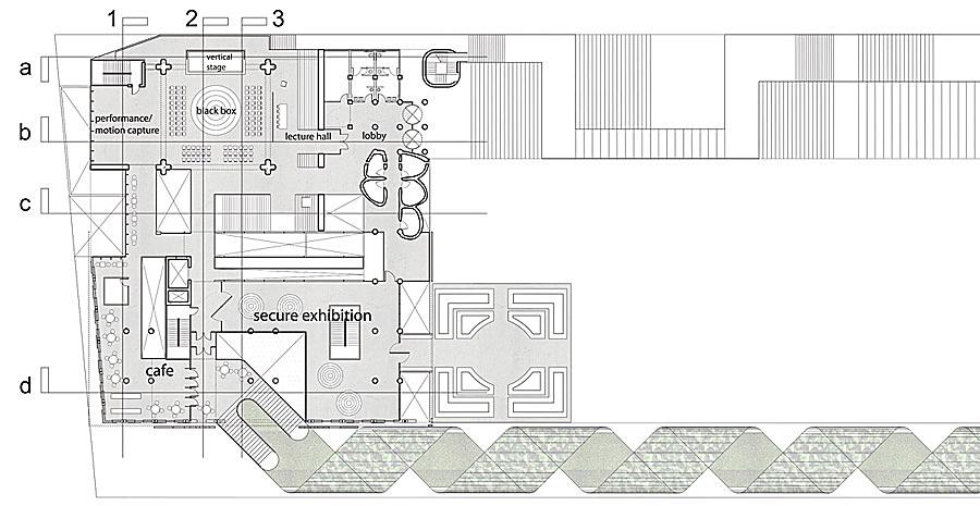 Ground Floor at Garden Level