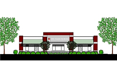 Elevation, developed with VectorWorks